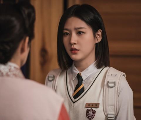 Kim Sae-ron Mengaku Emosional Syuting Drakor The Great Shaman Ga Doo Shim