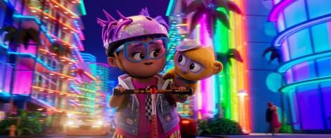 Trailer Perdana Film Animasi Vivo Tayang di Netflix