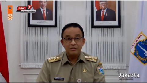 Begini Syarat Agar Jakarta Longgarkan PPKM di Seluruh Sektor Kegiatan