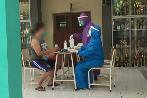 Rumah Sehat di Surabaya Bisa Tampung 2.346 OTG