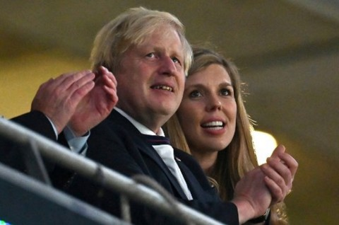 Istri PM Inggris Hamil Anak Kedua