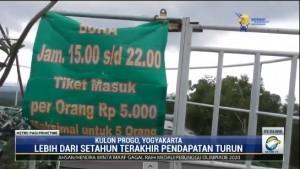 Sepi Akibat Pandemi, Sebagian Kawasan Wisata di Kulon Progo Dijual