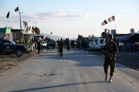 Bandara Kandahar di Afghanistan Diserang 3 Roket