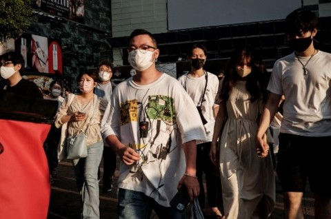Kali Pertama, Kasus Harian Covid-19 di Tokyo Lampaui 4 Ribu