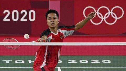 Ginting Gagal ke Final, Netizen: Kami Tetap Bangga Padamu!