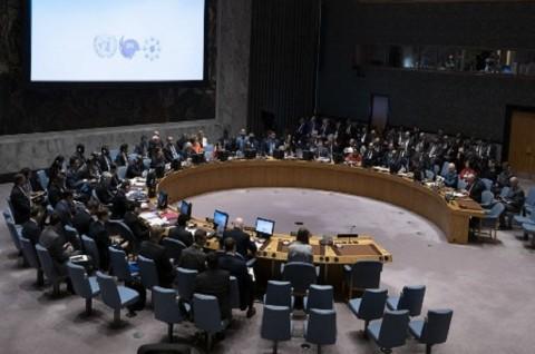 India Resmi Pegang Presidensi DK PBB