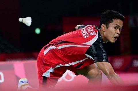 Gagal ke Final, Ginting Mengakui Permainannya Terbaca oleh Chen Long