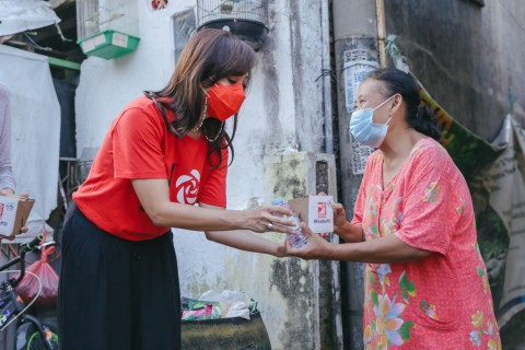 PSI Targetkan Bagi-bagi 1 Juta Porsi Rice Box Solidaritas Kemerdekaan