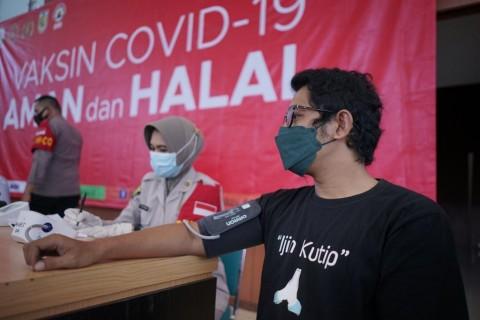 53.818 Orang di Aceh Sudah Vaksinasi Covid-19