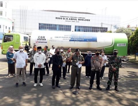 Lampung Bersinergi dengan Partai untuk Tangani Pandemi Covid-19