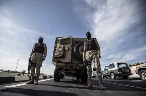 5 Prajurit Mesir Tewas Diserang Militan ISIS di Sinai