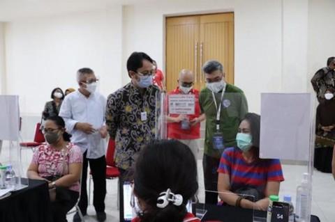 Wamendag Dukung Langkah Hippindo Vaksinasi UMKM dan Pedagang