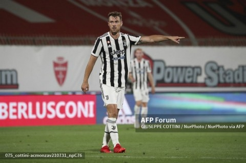 Perubahan Posisi Bisa Bikin Ramsey Jadi Pemain Penting Juventus