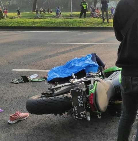 Ini Kronologi Kecelakaan Maut Moge di Bintaro