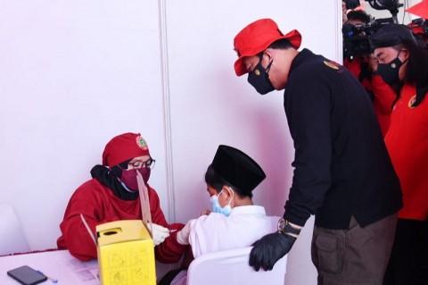 BIN Gelar Vaksinasi untuk Santri di 3 Provinsi
