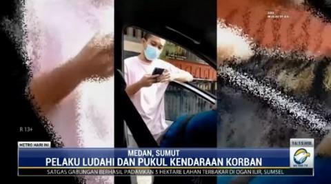 Lecehkan Petugas PLN, Pemilik Kafe di Medan Ditangkap