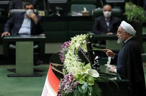 Presiden Iran Hassan Rouhani Meminta Maaf di Akhir Masa Jabatan