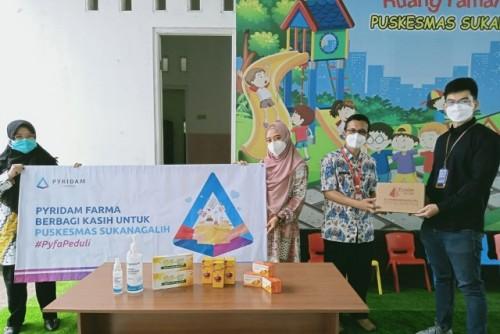 Kampanye Gerakan Sejuta Vitamin bantu masyarakat tingkatkan imun di masa pandemi. (Foto: Dok. Istimewa)
