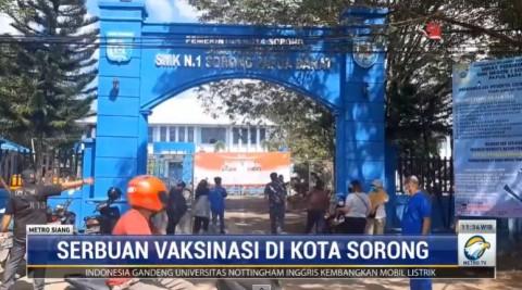 Indonesia Terima Tambahan 45 Juta Dosis Vaksin Agustus Ini