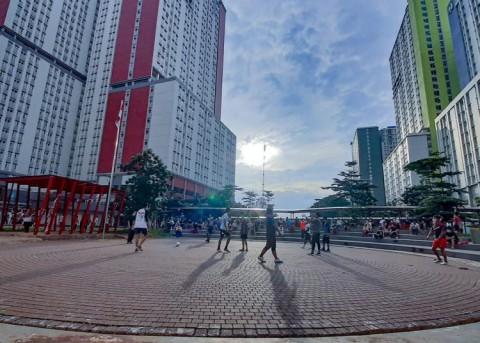 Jakartas Kemayoran Athletes Village Emergency Hospital Treats  2,474 Covid-19 Patients