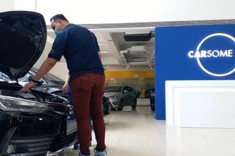 Selama PPKM, Pembeli Mobil Bekas Banyak Menahan Diri