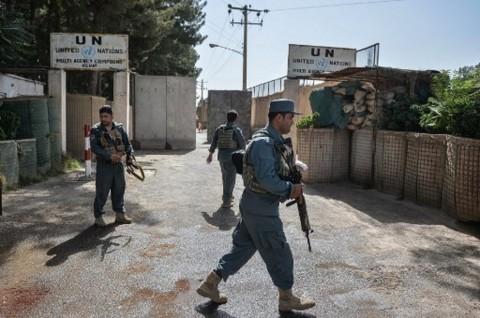 Indonesia Kutuk Serangan di Kompleks PBB Afghanistan