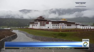Tiongkok Bangun Kota Pemandangan Mirip Swiss yang Kental Budaya Tibet