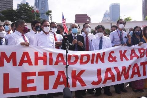 Cegah Penggulingan Kekuasaan, PM Malaysia Hentikan Sidang Khusus Parlemen