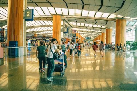 Kunjungan Turis ke RI Cuma 140,9 Ribu Selama Juni 2021