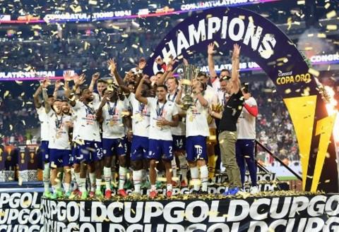 Bungkam Meksiko, AS Juara Piala Concacaf