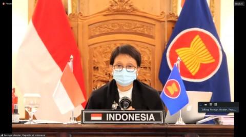 Indonesia Sarankan Skema Berbagi Dosis untuk Vaksinasi di ASEAN