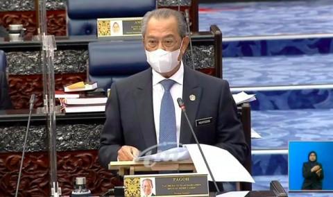 PM Muhyiddin Klaim Raih Dukungan Anggota Parlemen Barisan Nasional