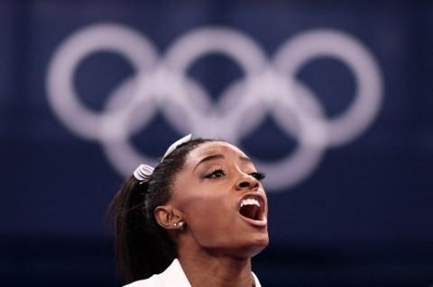 Besok, Simone Biles Kembali Unjuk Gigi di Olimpiade Tokyo