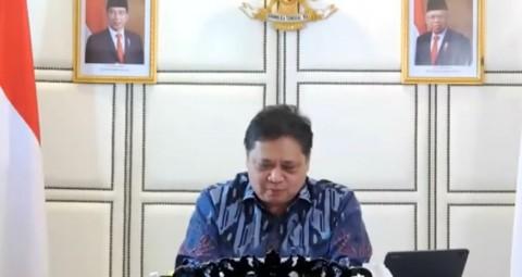 Pemerintah Lanjutkan PPKM Level 4 di 45 Kabupaten/Kota Luar Jawa-Bali