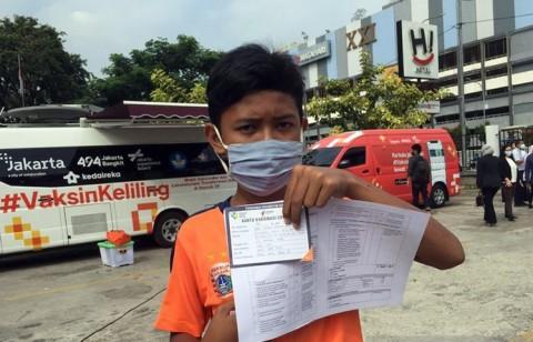 Vaksinasi Anak di Jatim Digelar Serentak 4 Agustus