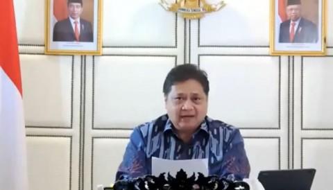 Airlangga: Realisasi Bansos di Juli Capai Lebih dari Rp16 Triliun