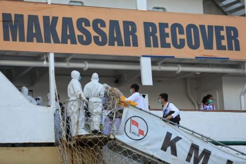 Ratusan Pasien Covid-19 di Makassar Jalani Isolasi Apung