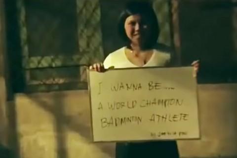 9 Tahun Lalu, Greysa Polii Muncul di Video Musik Agnez Mo Bilang Ingin jadi Juara Dunia