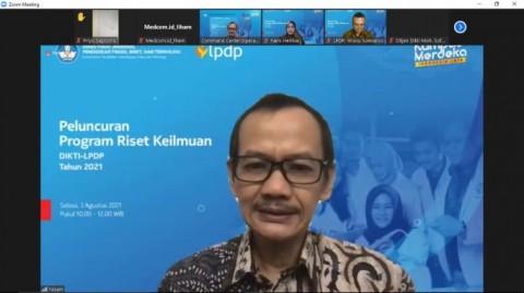 LPDP Gelontorkan Rp50 Miliar untuk Dukung Riset Keilmuan Dosen