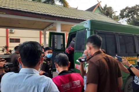 Kadis BPPRD Kota Jambi Ditahan Kasus Pemotongan Insentif Pajak