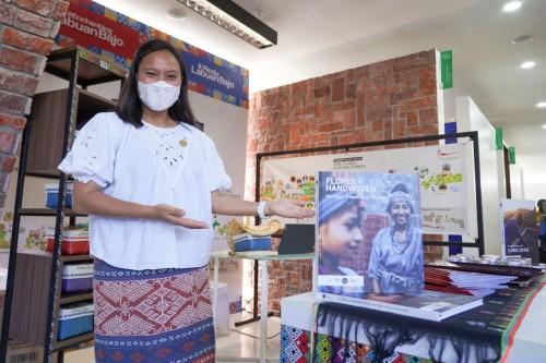 Direktur Utama BPOLBF Shana Fatina (Ist)