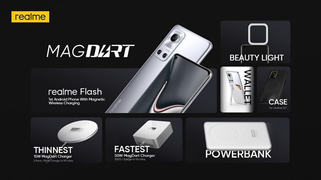 realme Pamer Ekosistem Teknologi MagDart Lebih Canggih dari MagSafe Apple - Medcom.Id