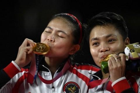 Rombongan Terakhir Kontingen Indonesia Tinggalkan Tokyo