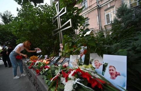 300 Warga Belarusia Gelar Aksi Protes Tuntut Investigasi Kematian Vitaly Shishov