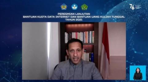 Bantuan Kuota Internet Kemendikbudristek Kembali Disalurkan September