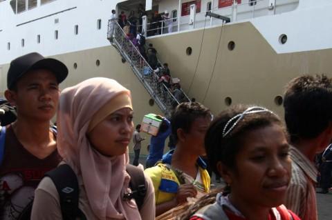 Kapal Pelni Layani 1,2 Juta Penumpang di Semester I-2021