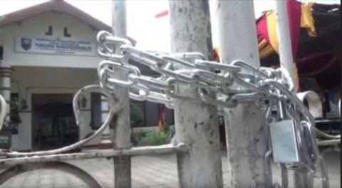 Buntut Penyegelan, Kepala Puskemas Bandar Kedungmulyo Jombang Dicopot