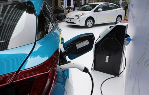 Penggunaan Kendaraan Listrik Hemat Devisa Negara Rp87,86 Triliun di 2050