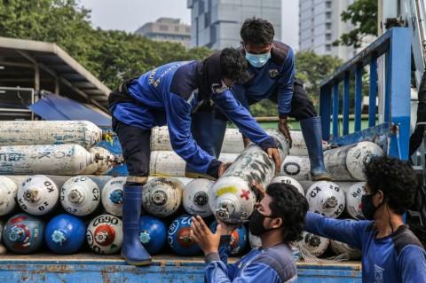 PLN Tambah Pasokan Oksigen 12 Ton ke RS di Jatim