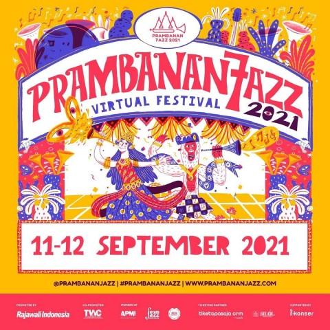 Sempat Terkendala PPKM, Prambanan Jazz Festival Kembali Digelar Tahun Ini